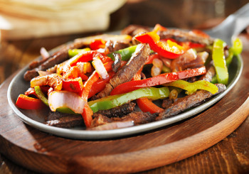Try our Delicious Fajitas